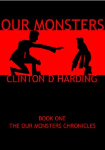 Our Monsters - Cover