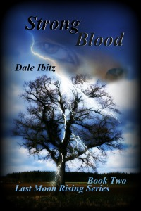 Strong Blood - Cover