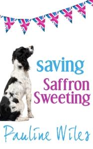 Saving Saffron Sweeting - Cover