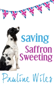Saving Saffron Sweeting - Cover