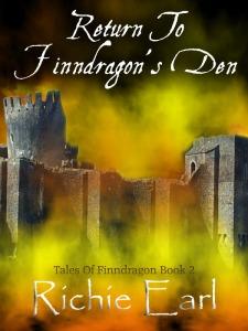 Finndragon book 2