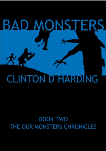 Bad Monsters Cover (finished)-1