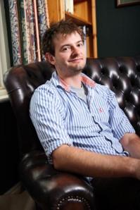 Jack Croxall - Author Photo
