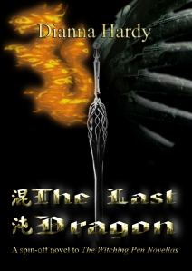 The Last Dragon cover front small