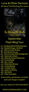 TWP n Last Dragon Blog Tour List