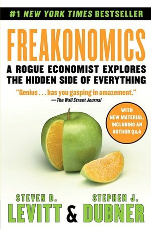 Freakonomics - Cover